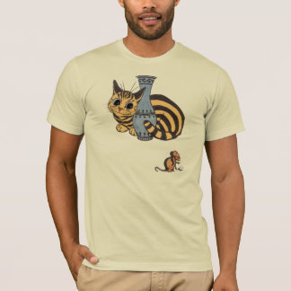 Camiseta T-shirt do gato e do rato