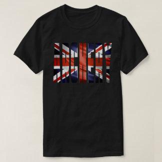 Camiseta T-shirt do GB Union Jack do tiro ao arco