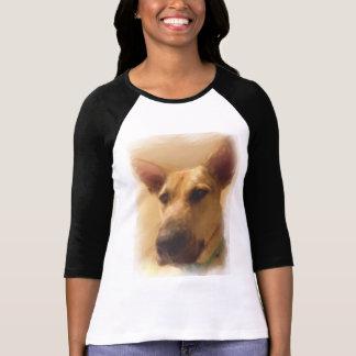 Camiseta T-shirt do german shepherd