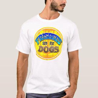 Camiseta T-shirt do golfe do disco