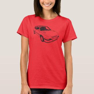 Camiseta T-shirt do GTE Mk2 de Vauxhall Astra