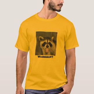Camiseta T-shirt do guaxinim - #1037