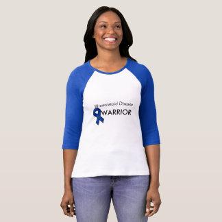 Camiseta T-shirt do guerreiro da doença da artrite
