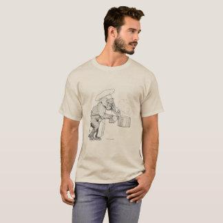 Camiseta T-shirt do guisado do cozinhar do cozinheiro chefe
