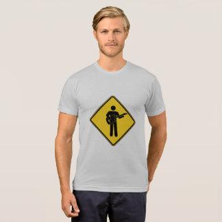 Camiseta T-shirt do guitarrista