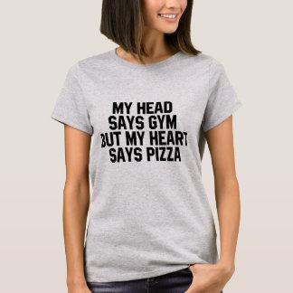 Camiseta T-shirt do Gym