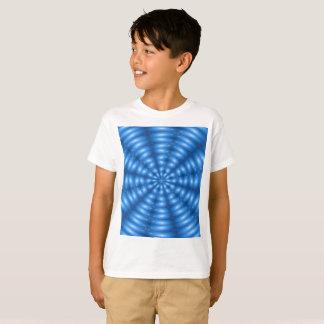 Camiseta T-shirt do Hanes TAGLESS® dos miúdos