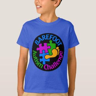 Camiseta T-shirt do Hanes TAGLESS® dos miúdos do CCB