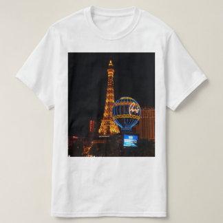 Camiseta T-shirt do hotel & do casino #2 de Paris Las Vegas