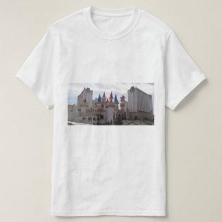 Camiseta T-shirt do hotel & do casino de Excalibur
