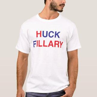 Camiseta T-shirt do HUCK FILLARY Hillary Clinton