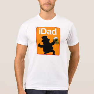 Camiseta t-shirt do iDad