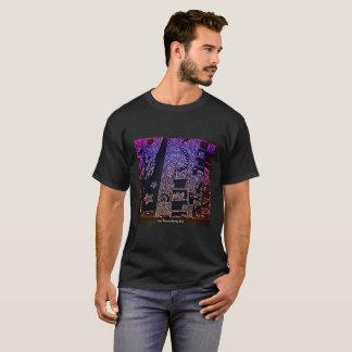 Camiseta T-shirt do impressão do design da arte