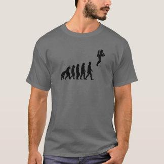 Camiseta T-shirt do insecto do bloco do jato