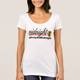 Camiseta T-shirt do #iPrayAtMidnight