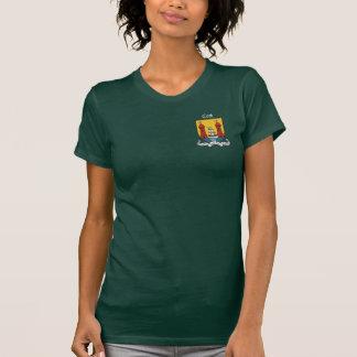 Camiseta T-shirt do irlandês da cortiça