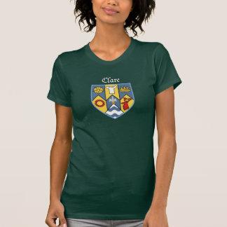 Camiseta T-shirt do irlandês de Clare