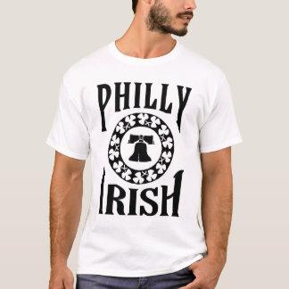 Camiseta T-shirt do irlandês do Philly dos homens