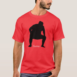 Camiseta t-shirt do iSumo - t-shirt gordo do homem