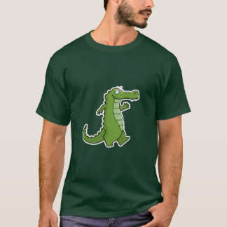 Camiseta T-shirt do jacaré