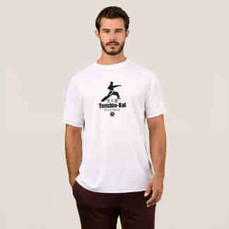 Camiseta T-shirt do karaté de Tenshin-Kai (Seco-Tecnologia)