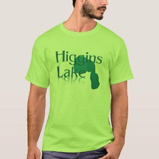 Camiseta T-shirt do lago Higgins dos homens