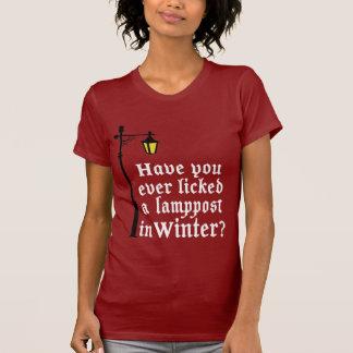 Camiseta T-shirt do Lamppost
