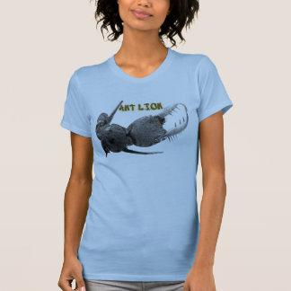 Camiseta T-shirt do leão de formiga