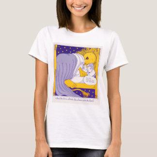 Camiseta T-shirt do leão e do cordeiro