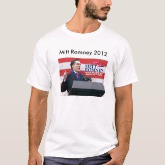 Camiseta T-shirt do liberal de Romney 2012/Anti