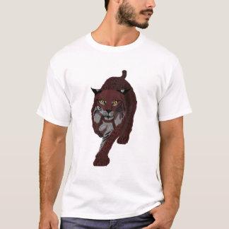 Camiseta T-shirt do lince