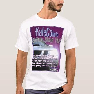 Camiseta T-shirt do líquido do farol intermitente