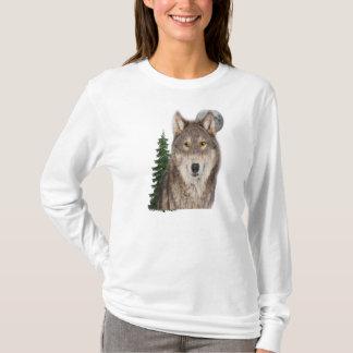 Camiseta t-shirt do lobo