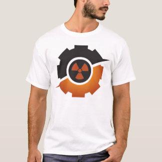 Camiseta T-shirt do logotipo das indústrias de Dighsx