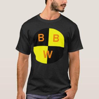 Camiseta T-shirt do logotipo de BBW (preto)