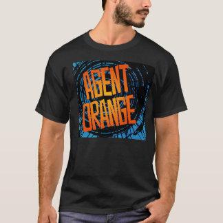 """Camiseta T-shirt do logotipo de """"SpinArt"""" do punk de Agent"""