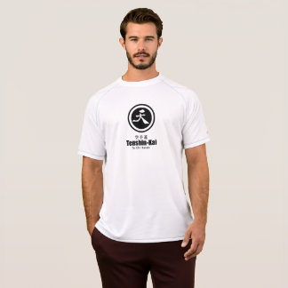 Camiseta T-shirt do logotipo de Tenshin-Kai (tecnologia