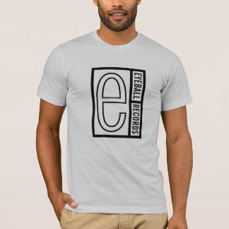 Camiseta T-shirt do logotipo do globo ocular!