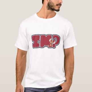 Camiseta T-shirt do logotipo do IMP