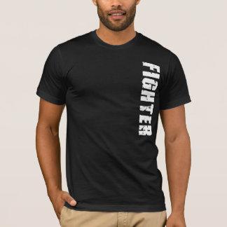 Camiseta T-shirt do lutador