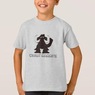 Camiseta T-shirt do Mammoth Woolly