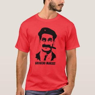 Camiseta T-shirt do marxista de Groucho