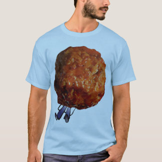 Camiseta T-shirt do Meatball do assassino