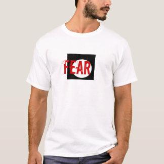 Camiseta T-shirt do MEDO