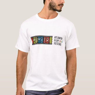 Camiseta T-shirt do membro do Fest 365 do filme de ATL