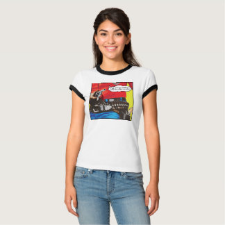 Camiseta T-shirt do menino da vaca,