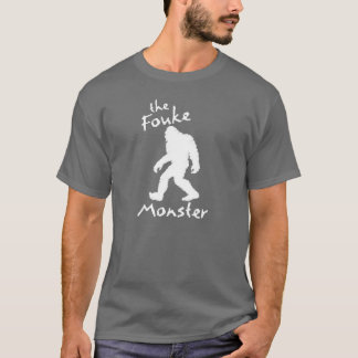 Camiseta T-shirt do monstro de Fouke