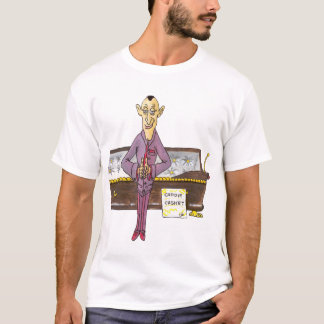 Camiseta T-shirt do Mortician