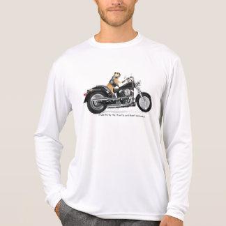 Camiseta T-shirt do motociclista de Zelda