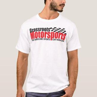 Camiseta T-shirt do Motorsports das bases